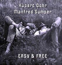 Hubert Dohr & Manfred Sumper - Easy & Free / Top LP & Textbeilage