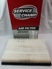 NEW SERVICE CHAMP Air Filter AF4343/ WAF1032A/ CA5056