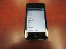 iPod Touch 4th Generation (8Gb) Black