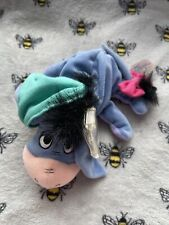 P5 Disney Winnie The Pooh Soft Toy Plush Eeyore Donkey Star Bean