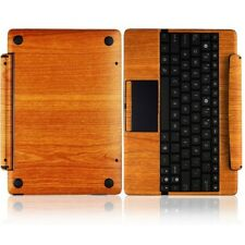 Skinomi Light Wood Full Body Skin for Asus Transformer Pad TF300 Keyboard Dock
