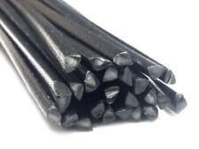 Filo saldatura plastica PVC-U Duro 3mm Rotondo Trasparente 25 barra