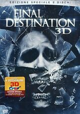 Final Destination 2D + 3D [2 Dvd] WARNER HOME VIDEO