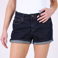 Levi's Damen blau Denim Shorts DE 34 / US W27