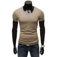 Herren-T-Shirts aus Baumwolle mit Basic M