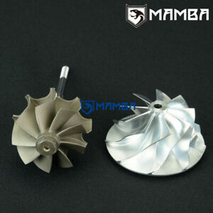 MAMBA Upgrade Compressor + Turbine Wheel for Infiniti KR20DDET MGT20-4550 GTX286