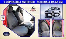Coprisedili Suzuki Alto Set Schienali fodere copri sedili auto universali kit