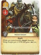 A Game of Thrones 2.0 LCG - 1x #C057 Hedge Knight - Valyrian Draft Pack