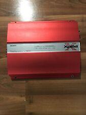 New listing sony xplod amplifier Xm-1002hx