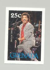 Grenada #1674 Lionel Richie, Music 1v Imperf Proof