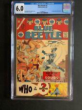 Blue Beetle 🔥 #1 (1967) CGC 6.0! 1st App Of The Question! Charlton Comics!