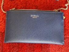 NEW Sorial POPSUGAR sapphire blue mini crossbody bag handbag purse