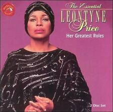 The Essential Leontyne Price: Her Greatest Roles by Price, Leontyne