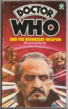 Doctor Who and the Doomsday Weapon. Target Books.