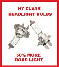 Seat Ibiza MK5 08- Dip/low Main/High Beam Headlight Bulbs Headlamp 12V 55W H7 Ha