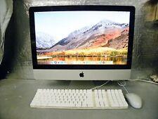 Apple iMac 21.5 Inch (Mid 2010) Core i3  3.2 GHz 4GB RAM 1TB HD 11,2 Bundle