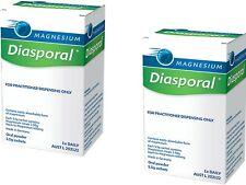 BIO PRACTICA Magnesium Diasporal 100 Sachets ( Easily Absorbable )