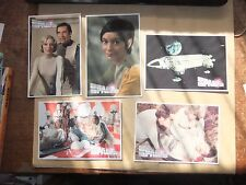 GERRY ANDERSON SPACE 1999 ITC 5 DVD POSTCARDS MARTIN LANDAU BARBARA BAIN