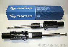 2x SACHS Stoßdämpfer vorne Mercedes-Benz Sprinter / VW Crafter 314421 TOP NEU
