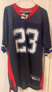 Vintage Reebok Marshawn Lynch #23 Buffalo Bills Mens L NFL Football Jersey