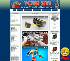 Tools Store Website Business With Stock Money From Amazon Store Adsense