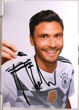 Jonas Hector + Autogrammkarte DFB + Edition Fußball WM 2018 + AK2018154 +