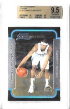 Carmelo Anthony RC 2003-04 Bowman Chrome Rookie Card#140 Graded GEM MINT BGS 9.5
