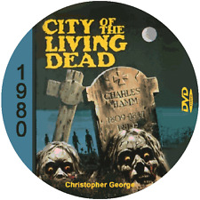 """City of the Living Dead (1980) Classic Horror and Sci-Fi CULT """"B-Movie"""" DVD"""