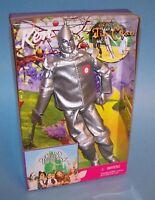 Wizard of Oz Ken as Tin Man Barbie Doll Mattel 1999 NRFB