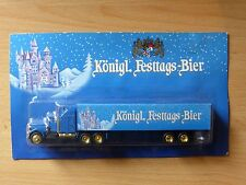modellino autocarro per birra Rimorchio per trasporto birra Camion US Mack Ford
