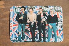 "Vintage Sex Pistols 2001 Rock Band Sticker 3 3/4"" x 2.5"" +"