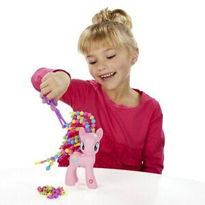 My Little Pony  Explore Equstria Cutie Twisty-Do pinkie pie AGE 3+ childs toy