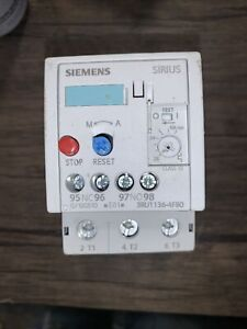 NIB Siemens Overload Relay        3RU1136-4FB0