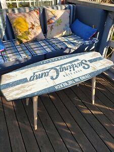 Surfboard Table,Octopus, Surfing gift, Art Decor New