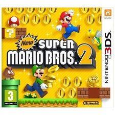 New Super Mario Bros 2 (3DS) NEW & SEALED - Fast Dispatch - Free UK P&P