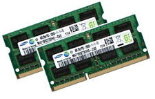 2x 4gb 8gb RAM ddr3 SODIMM 1600 MHz para dell Precision m6600 pc3-12800s