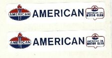 NYLINT  AMERICAN  STANDARD  DECAL  SET