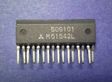 M51542l quad-Channel Audio preamp-INPUT AMPLIFIER Mitsubishi