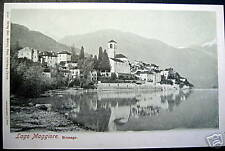 Switzerland~Ticino~1900's Lago Maggiore ~ BRISSAGO