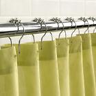 Blueberry Waterproof Polyester-Fabric Shower Curtain & Bath Mat 180*180CM new
