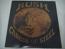 RUSH-Caress Of Steel JAPAN Press Yes Iron Maiden Scorpions AC/DC Judas Priest