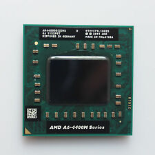AMD A6 Series A6-4400M AM4400DEC23HJ 2.7GHz 1MB Socket FS1 CPU Processor Laptop