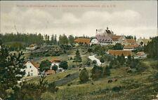 Ansichtskarte Hotel Kurhaus Rothaus Schwarzwald 1907  (Nr.719)