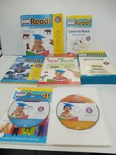 """""""YOUR BABY CAN READ SET""""  Early Language Development System"""
