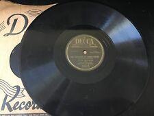 78 Dick Haymes Treasure Of Sierra Madre / Little White Lies Decca G+