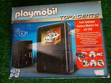 Playmobil 4879, Espionage Camera Set, New Ovp
