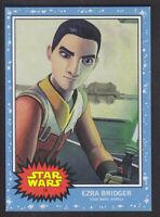 Topps Living - Star Wars 2019 # 19 Ezra Bridger - Rebels /1375