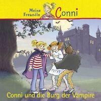 """CONNI """"FOLGE 36: CONNI UND DIE BURG DER VAMPIRE"""" CD NEU"""