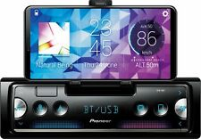 Pioneer Smart Sync Smartphone Receiver , Built-In Cradle for Smartphone, Buil...