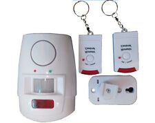 WIRELESS, infrarosso detector,motion-activated, sicurezza personale Finestra / Porta allarme